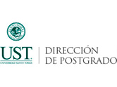 logo vicerrectoría investigación postgrado UST