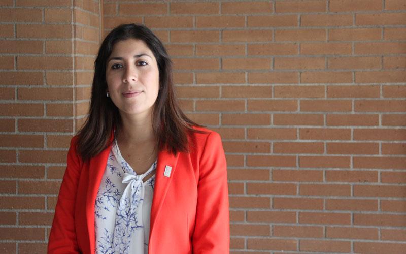 """Paula Aguilar, Directora OTL UST: """"Para innovar es fundamental potenciar lo que ya tenemos y la colaboración entre ues y el sistema de transferencia tecnológica"""""""